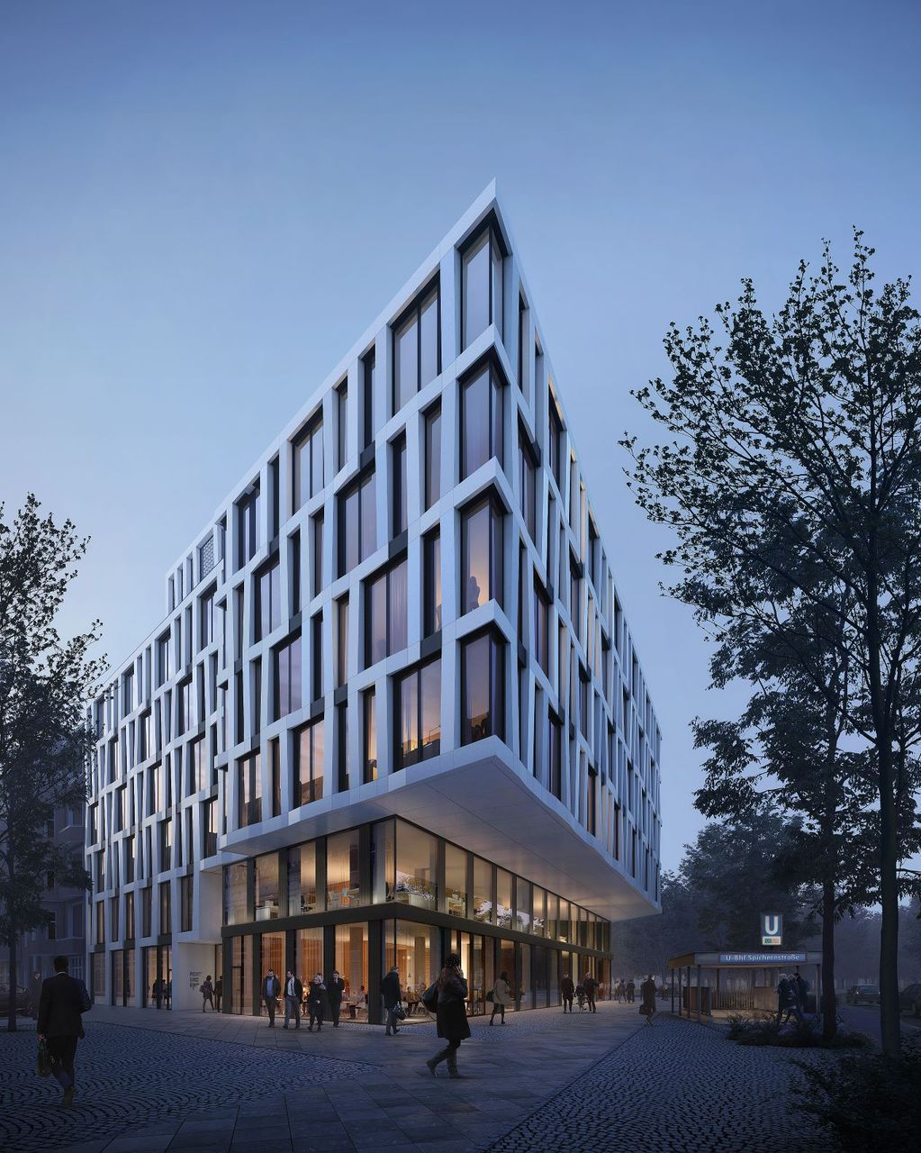 Eike Becker Architekten Berlin | Projects & Construction | Page 230 | Skyscrapercity