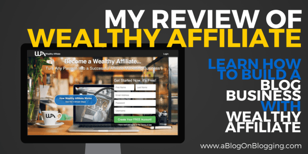 A Review Of Wealthy Affiliate