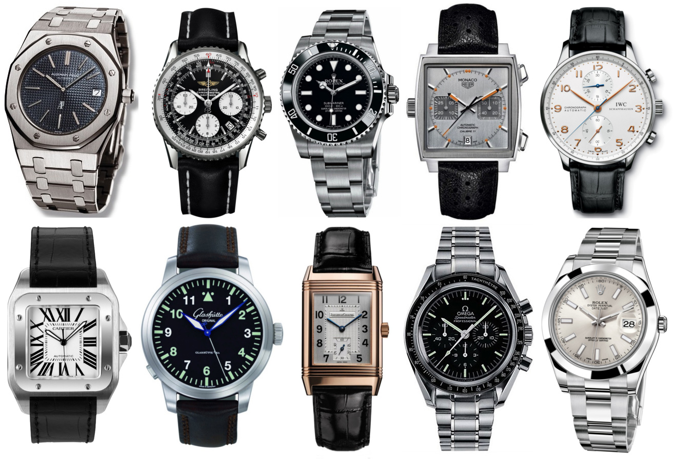 Luxury Watch Brands For Mens Watch Brands Find Watches By Brand Ablogtowatch