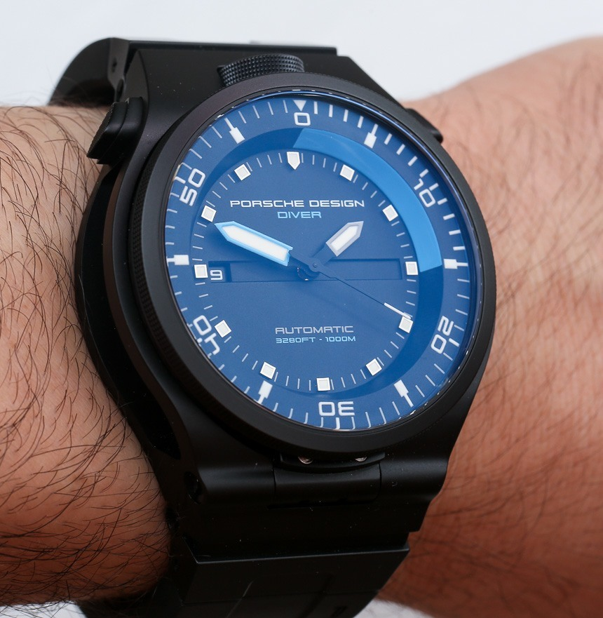 Porsche Design Küchenwaage Porsche Design P'6780 Diver Watch Review | Ablogtowatch