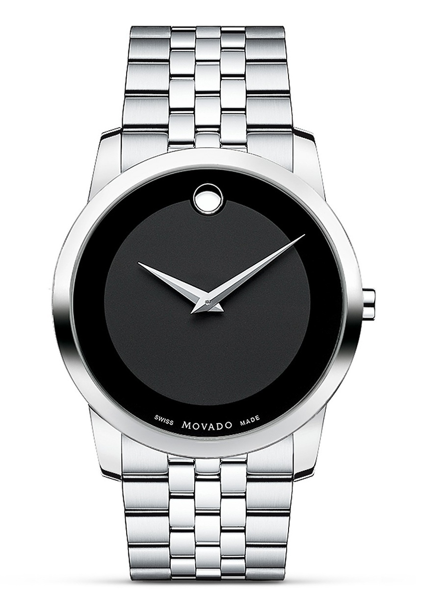 Movado Museum Movado Museum Dial Watch Ready For A Return? Movado Thinks