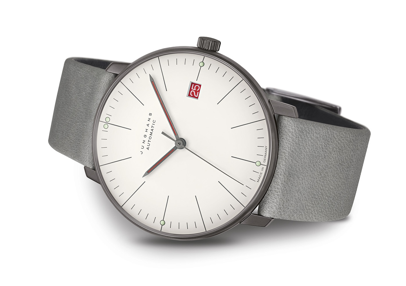Max Bill Automatic Junghans Max Bill Automatic 100 Jahre Bauhaus Watch Ablogtowatch