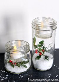 5 Unique Homemade Gifts in a Jar - A Blossoming Life