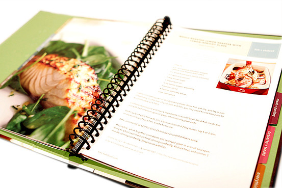 online cookbook template - Selol-ink