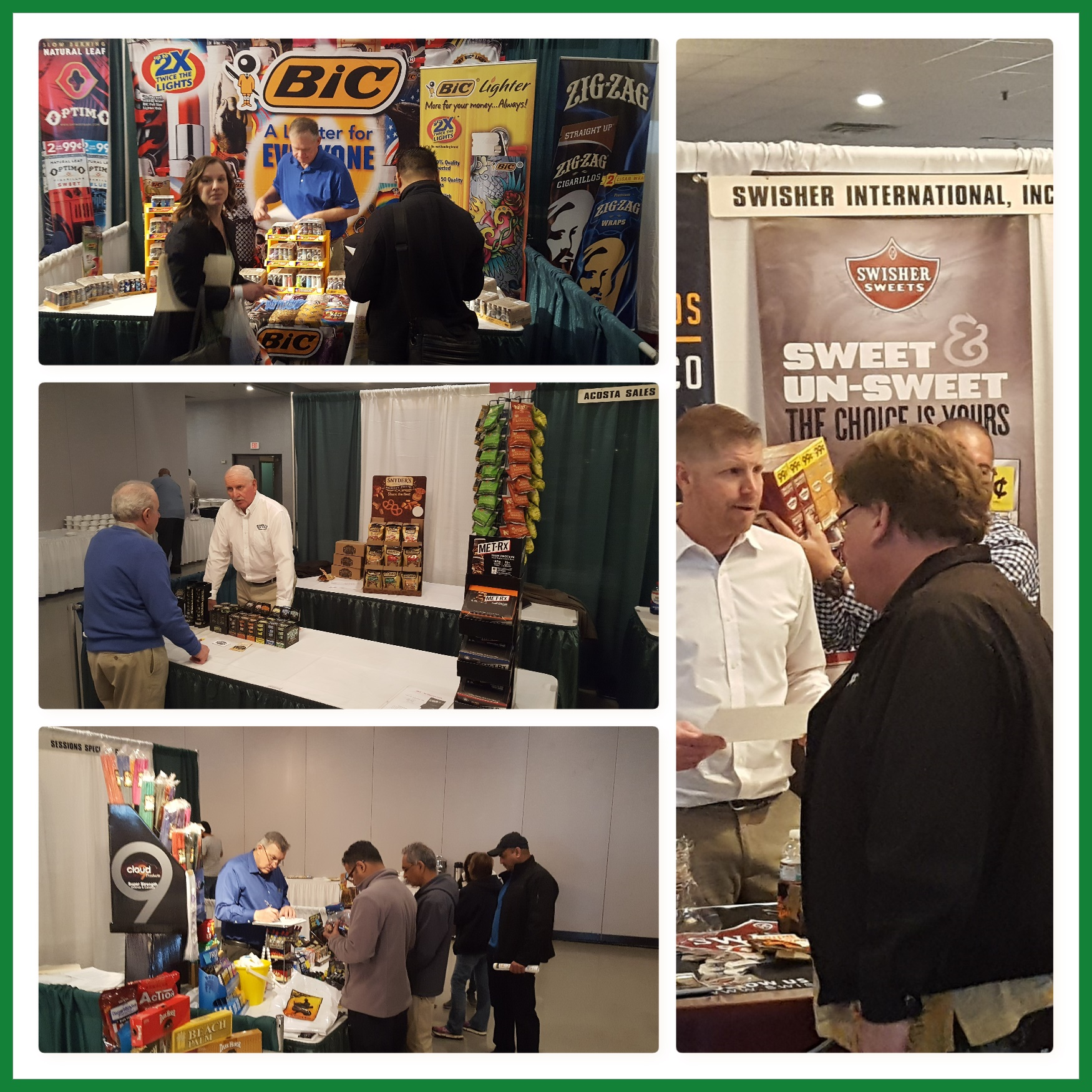 Abl Wholesale Distributors Inc Youngstown Oh Annual Tradeshow 2018