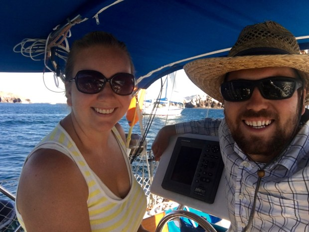 On our way out of San Carlos headed for Santa Rosalia