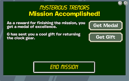Club Penguin PSA Mission 8: Mysterious Tremors