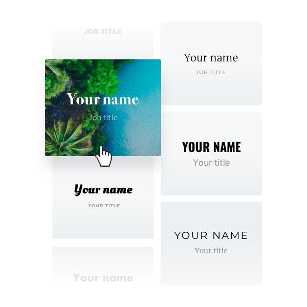 Free Online Resume Builder Design Custom Resumes in Canva