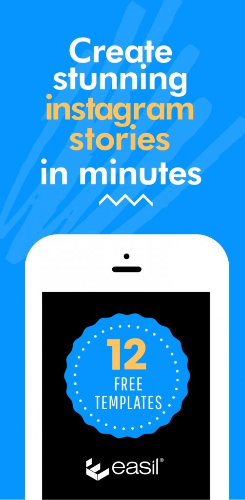 How to Stand Out with 12 Free Instagram Stories Templates