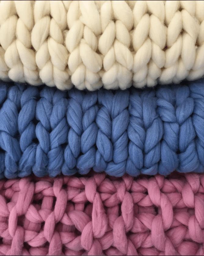 Trendalert: Big Blankets
