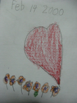 valentine's day from my son