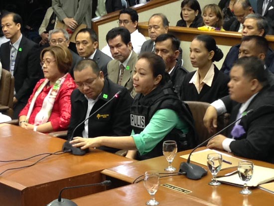 napoles answering