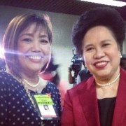 photo op with senator santiago