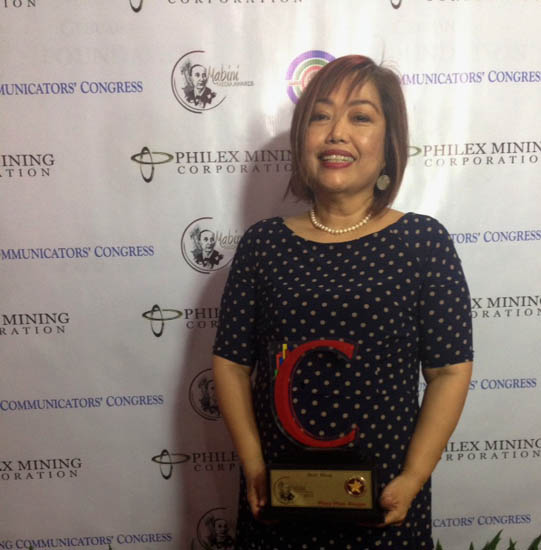 best blog for PUP Mabini Media Awards