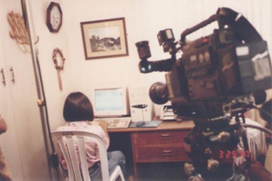 lauren in 1997