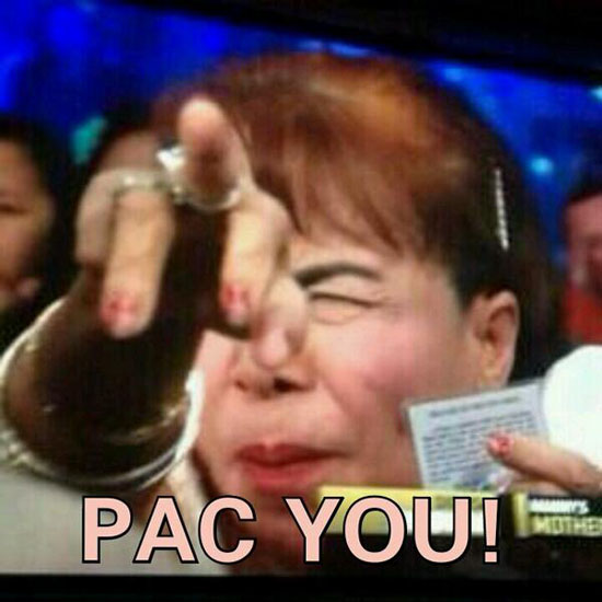 pac you from mommy D