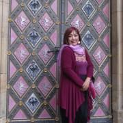 me at the basilica