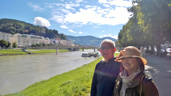 salbach river
