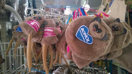 Bohol souvenirs