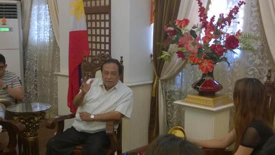governor of bohol