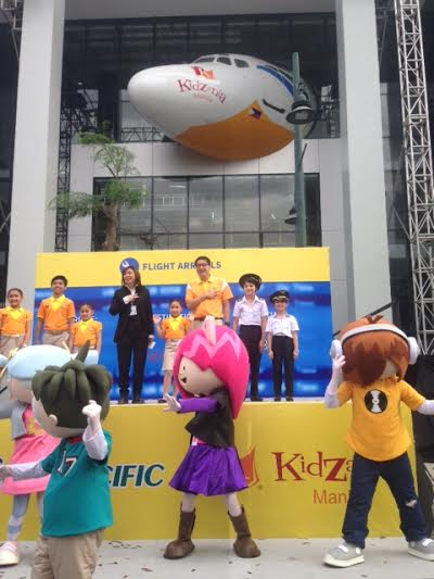 kidzania with cebu pacific 1