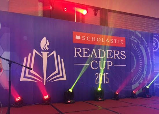 scholastic readers cup