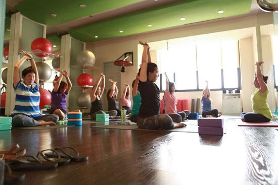 yoga savor your me time