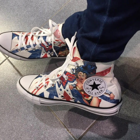 dc wonder woman shoes 1