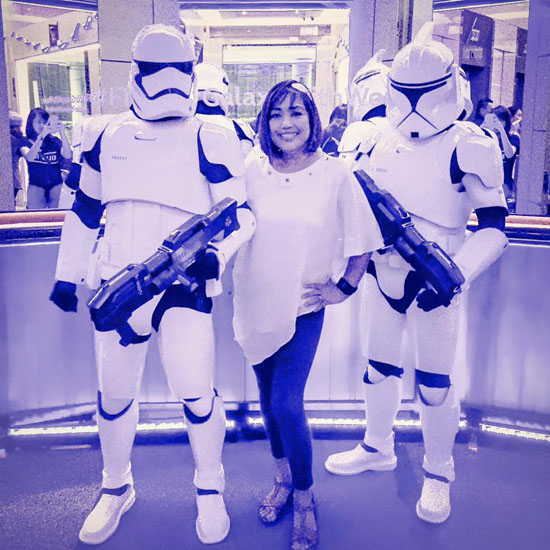 storm troopers and me