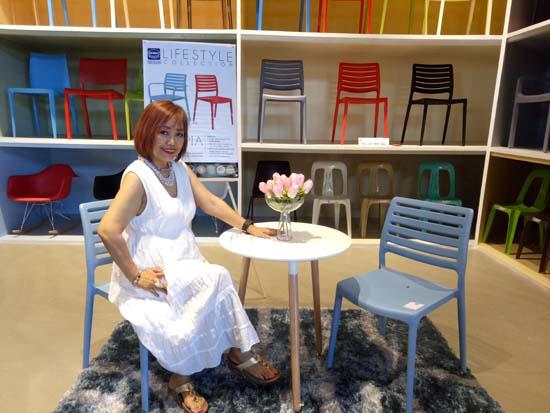 uratex lifestyle chairs