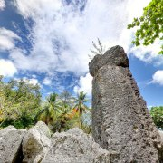 House of Taga, Tinian, Northern Mariana Islands.  by Kevin Dooley. Some rights reserved.