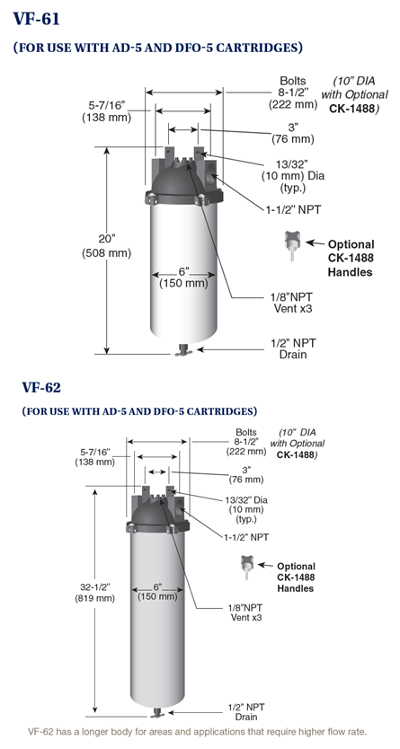 velcon fuel filters