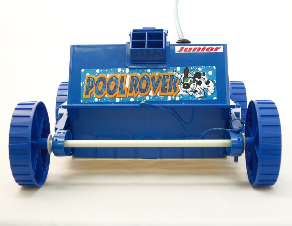 Aquabot Pool Rover Jr Above Ground Pool Cleaner Review