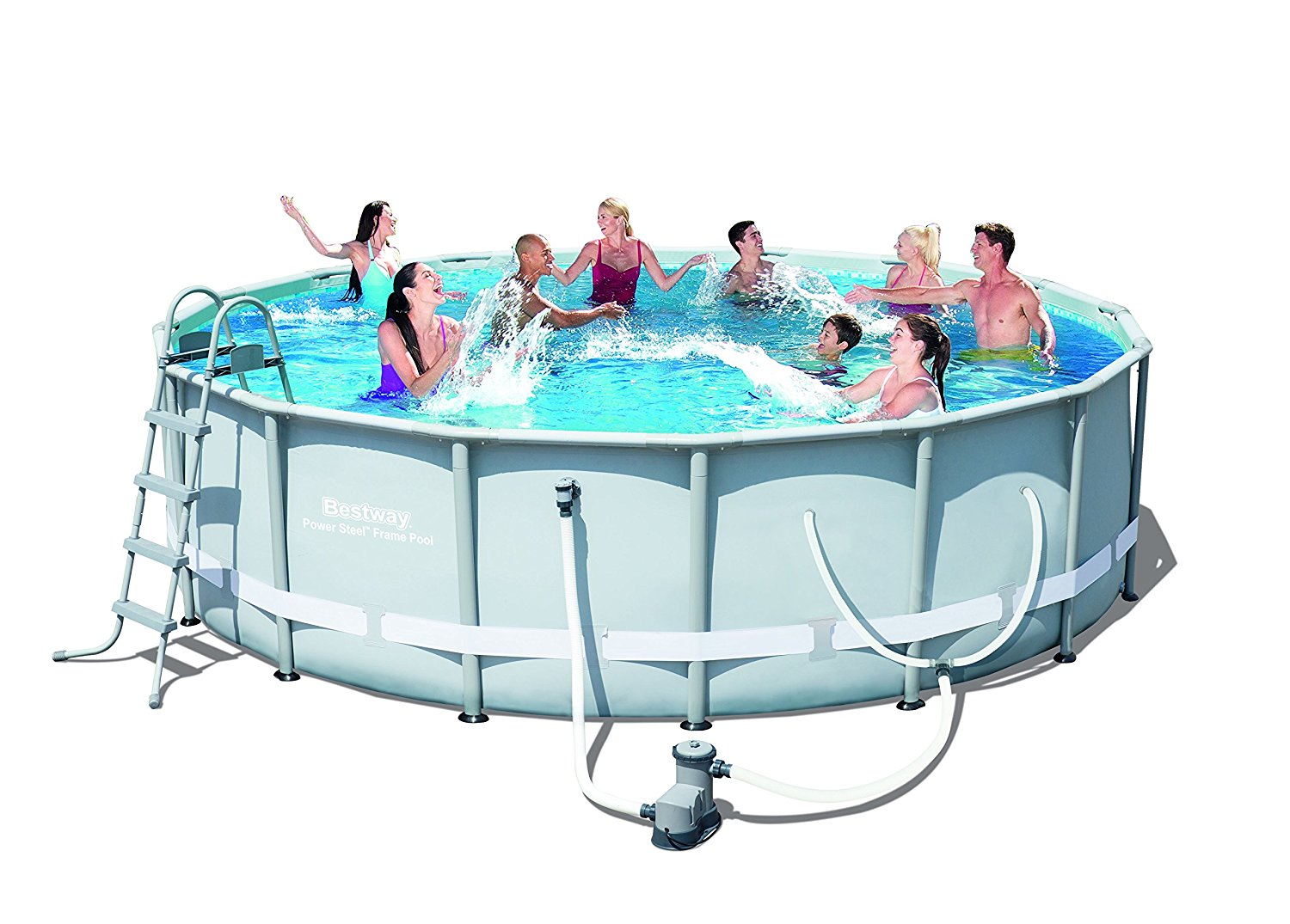 Bestway Pool Abdeckung Oval Bestway Power Steel Above Ground Pool Reviews