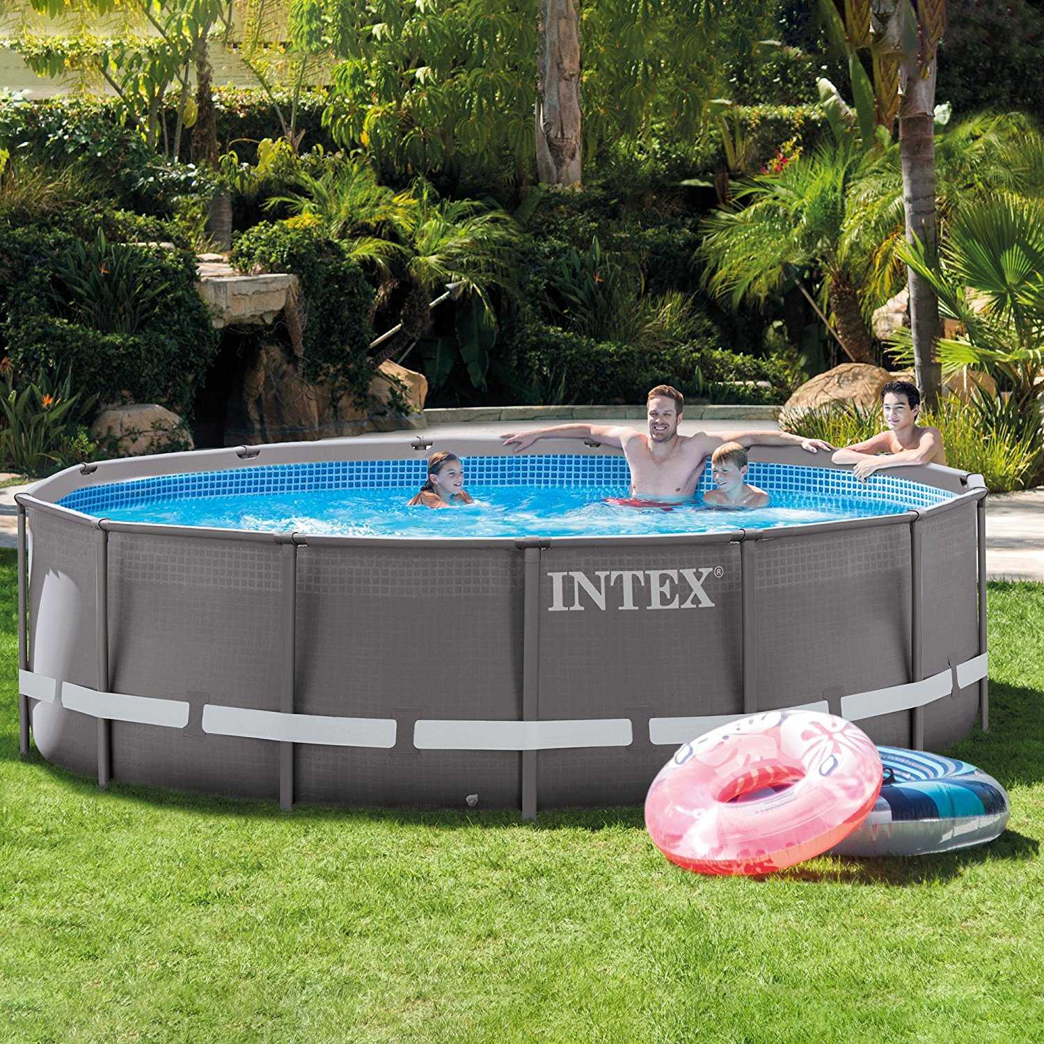 Intex Pool Frame Rund Intex Ultra Frame Above Ground Pool Reviews