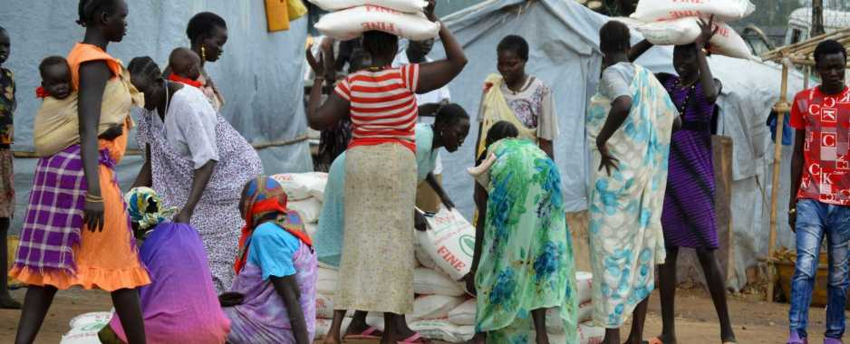 Parts of South Sudan Suffering Famine: Govt Official