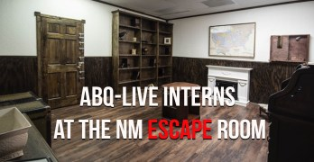 Testimonials from the Trapped: ABQ-Live Survived The Escape Room, Can You?