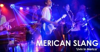 Merican Slang