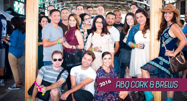 ABQ Cork and Brews 2016