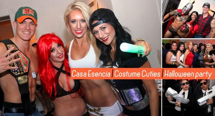 Casa Esencia | Costume Cuties 2016 | Halloween party