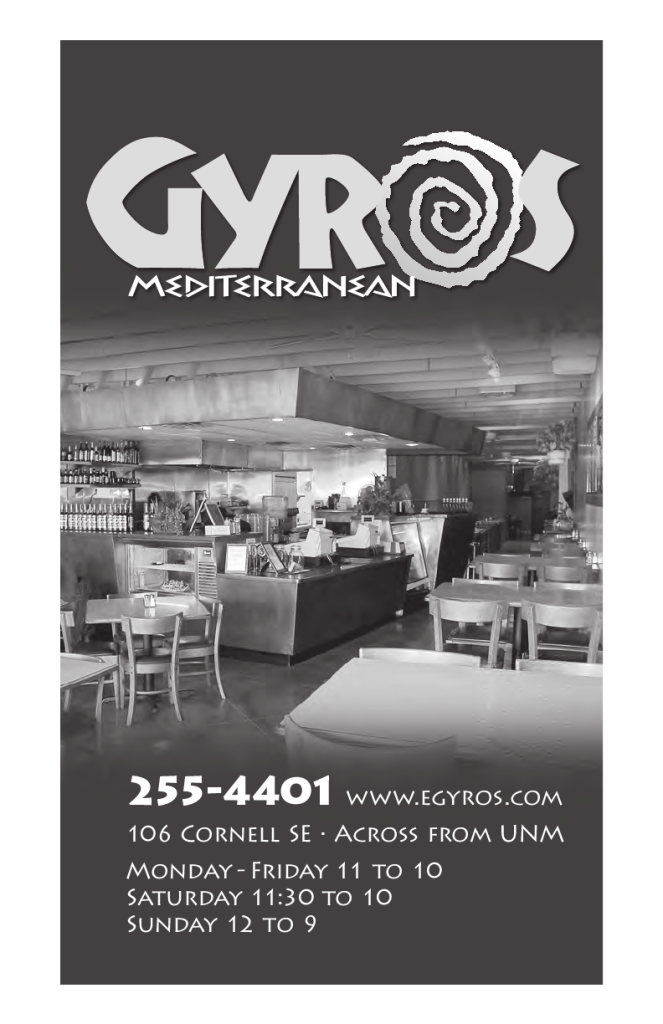 Best Greek Food in all of Albuquerque New Mexico