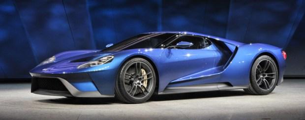 Ford GT at NAIAS