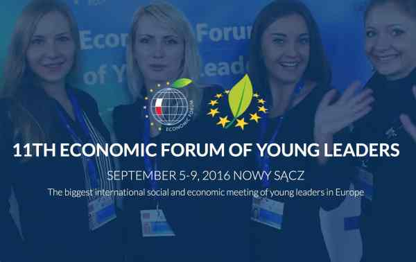 11th Economic Forum of Young Leaders - Poland - abroadship.org
