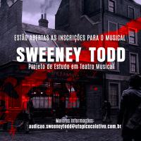"""Utópico Coletivo de Teatro abre audições para """"Sweeney Todd"""""""
