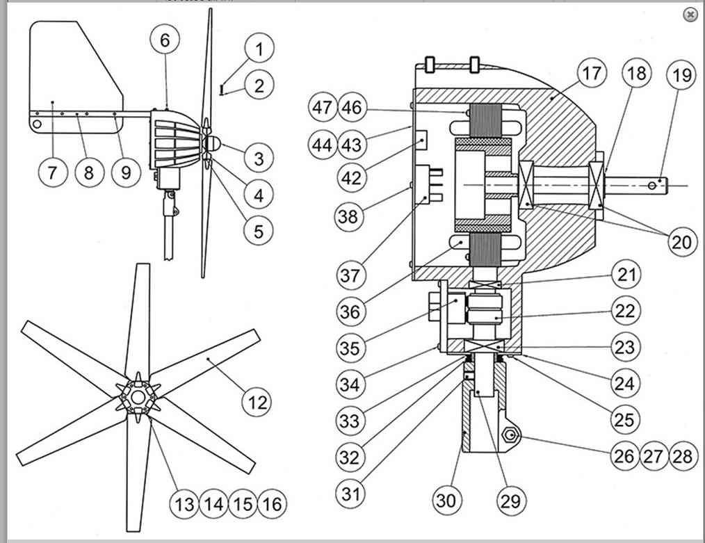 alaskan wiring diagram