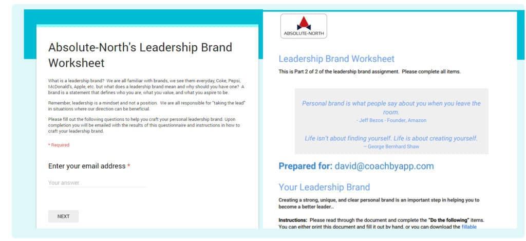 Leadership Brand \u2013 Absolute-North Ltd Oy