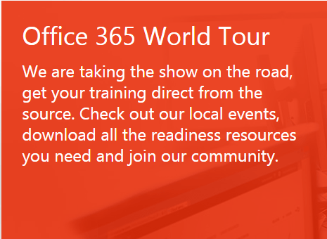 FREE Office 365 Conference