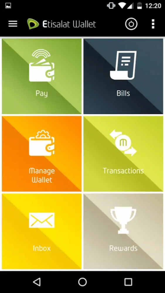 Mettsalat Etisalat Launches Mobile Wallet System In The Uae