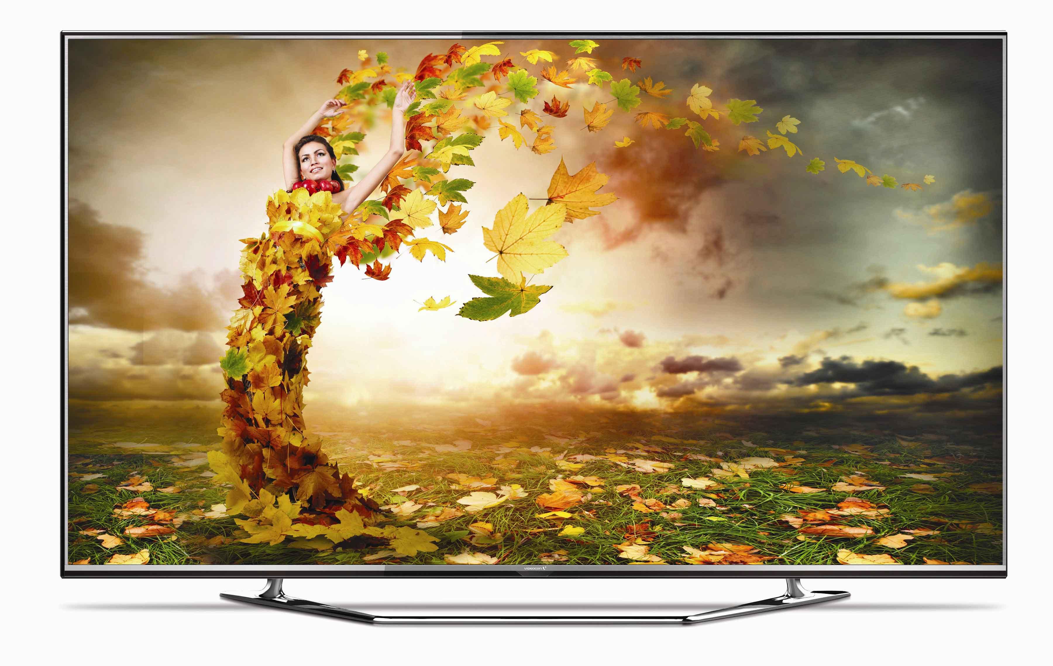 85-inch Videocon 4K UHD TV