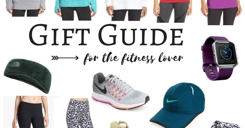 Holiday Gift Guide: Fitness Edition